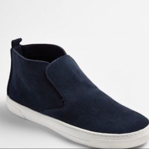 DV by Dolce Vita Roselyn Blue Suede Sneakers
